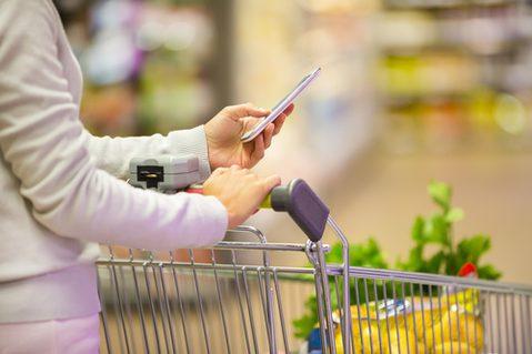 Gesunde Einkaufsliste