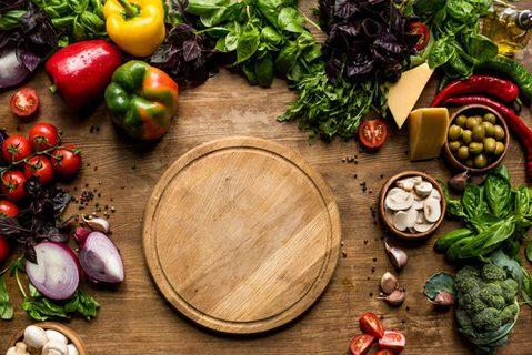 Stoffwechsel anregen essen