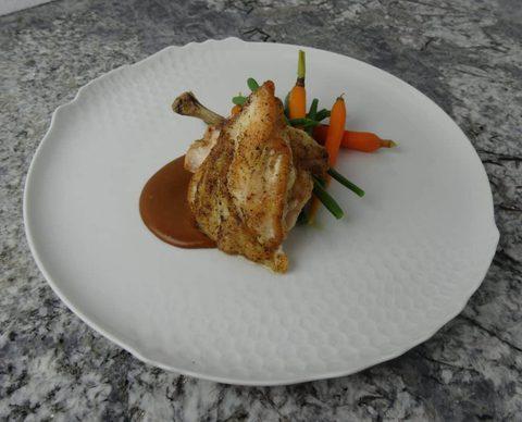 Hühnerbrust zubereiten vom Freilandhuhn