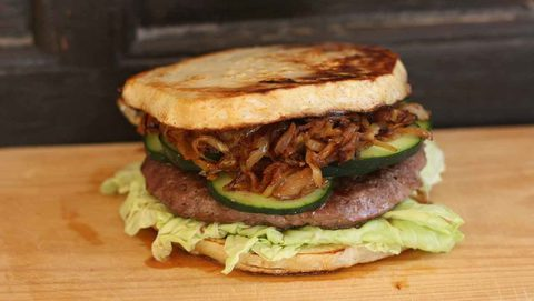 brotloser Burger