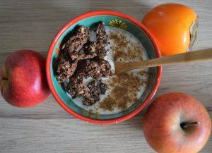 Low-Carb Müsli – Knusper-Schoko mit Zimt und Kokos
