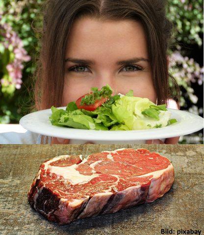 Warum ich nach 17 Jahren Vegetarismus wieder angefangen habe Fleisch zu essen