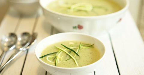 Zucchini Suppe