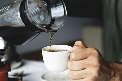 Kaffee gesünder als sein Ruf