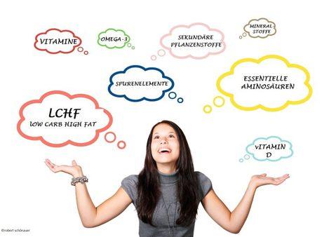 Fehlen uns wichtige Nährstoffe bei einer LCHF-Ernährung? Eine neue Studie sagt NEIN!