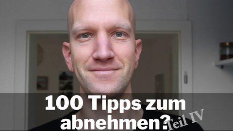 100 Tipps zum Besser Essen und Abnehmen als Video (#10 – #18)