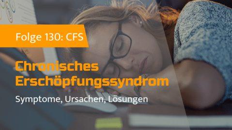 Chronisches Erschöpfungssyndrom (CFS) mit Aurelia von Linden