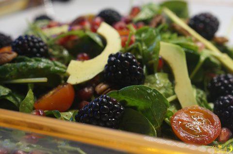 bunter Superfood Salat