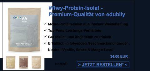 Whey-Protein-Isolat von edubily
