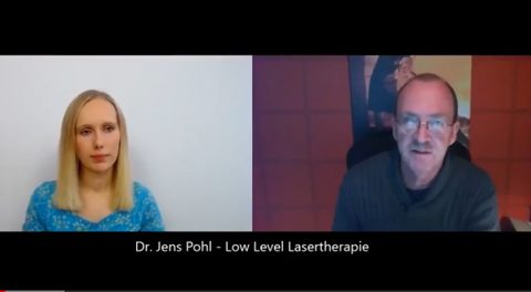 Dr. Jens Pohl beim Hashimoto Kongress: LLLT bei Hashimoto