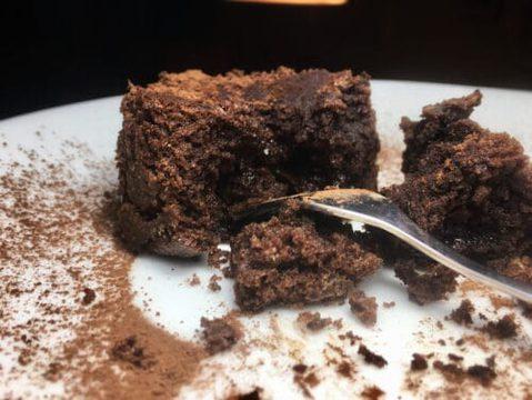 Lava Cake – Low Carb Rezept