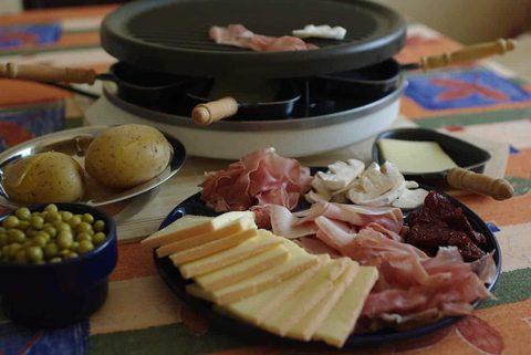 Gesundes Raclette (2)