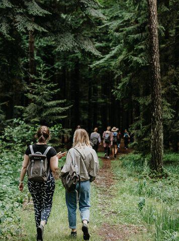 Waldbaden. Appetit auf Natur: Warum sich Naturauszeiten im Alltag lohnen inkl. Tipps zum umsetzen!