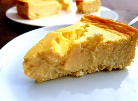 Cheesecake ohne Boden