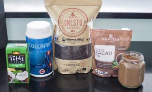 Collagen Cocos Coffee - Pure Food by Romy Dollé