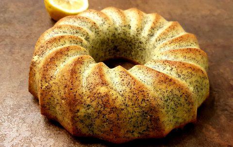 Zitronen-Mohnkuchen