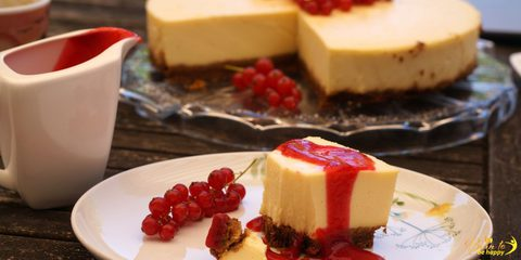 New York Cheesecake (LowCarb, Primal, LCHF)