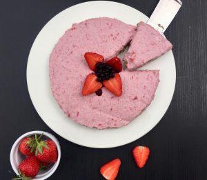 Erdbeer-Knusper Torte
