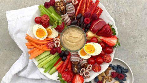 Snack Platte