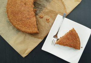 Schoko-Mandelkuchen